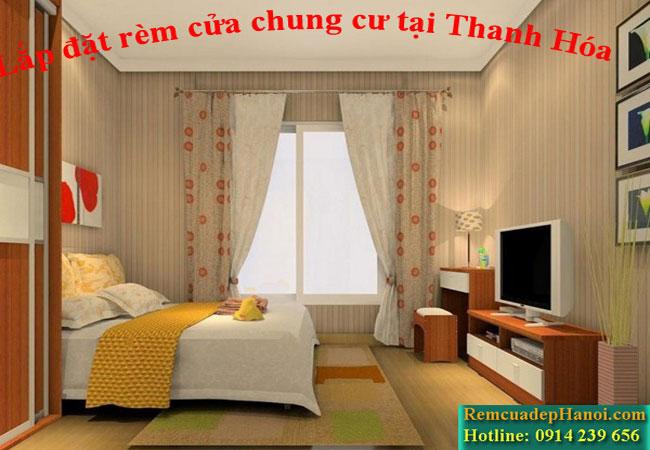 Rem cua chung cu tai Thanh Hoa